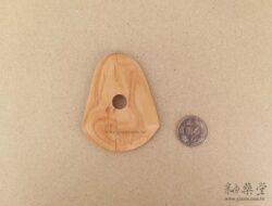 BT10-02-陶藝雕塑木片/弧形板
