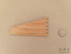 BT21-陶藝雕塑木片/弧形板-1