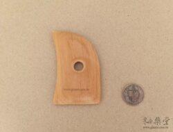 BT24-01-陶藝雕塑木片/弧形板-1