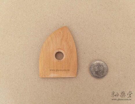 BT24-02-陶藝雕塑木片/弧形板-1