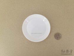 PE77-單色圓形調色盤/碟子(10cm)