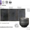 PC-01-Saturation Metallic-鋼鐵黑-AMACO陶瓷藝術釉藥