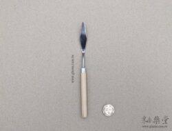 KT25-01-尖頭顏料調色刀/刮刀
